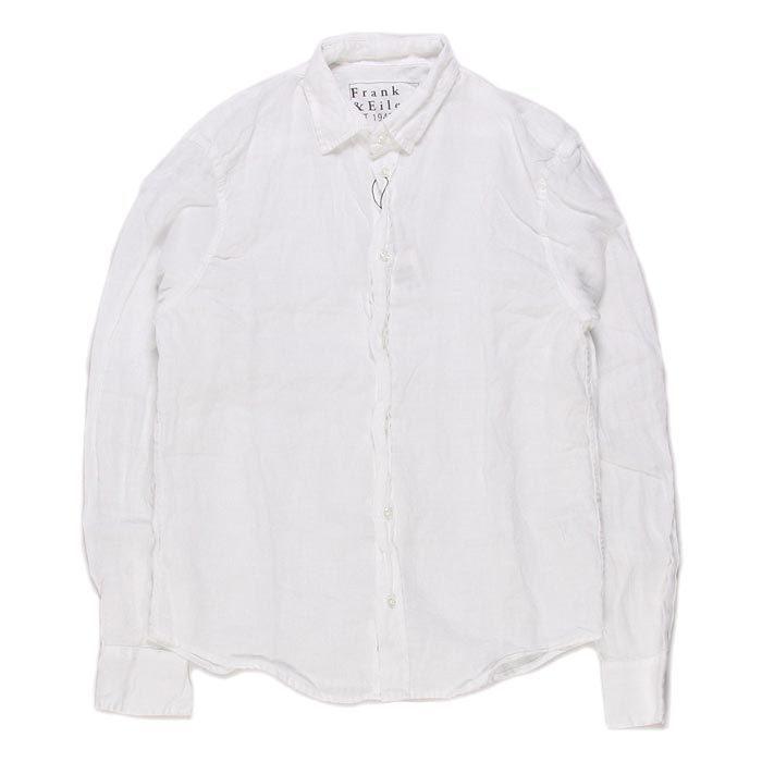 1着は欲しいMY定番!Frank&Eileen(フランク&アイリーン)の白シャツ!