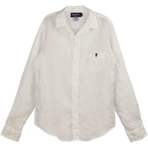 【定番比較】フランク&アイリーンとジムフレックスのリネンシャツ