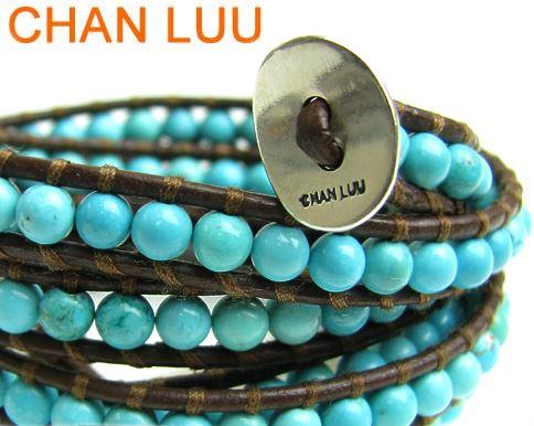今年の夏もCHAN LUU(チャンルー)のブレスレット♪