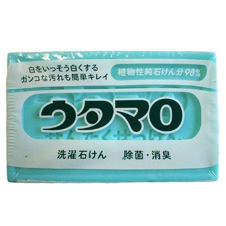 アメトーク!で紹介された白いものをいっそう白くしてくれるウタマロ石鹸