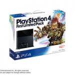 PlayStation4FirstLimitedPack予約