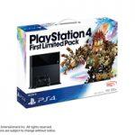PlayStation4FirstLimitedPack予約