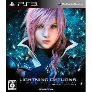 これはヒットする!初回生産限定版ライトニング リターンズ ファイナルファンタジーXIIIが予約開始!