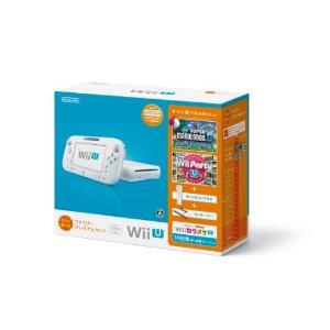 Wii U すぐに遊べるファミリープレミアムセット