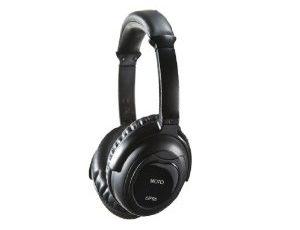 AZDEN アツデン 2.4GHzデジタルワイヤレスヘッドフォン[MOTO DW-05]~ビデオカメラマイク~