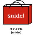 snidel(スナイデル)2014福袋 PARCO CITY