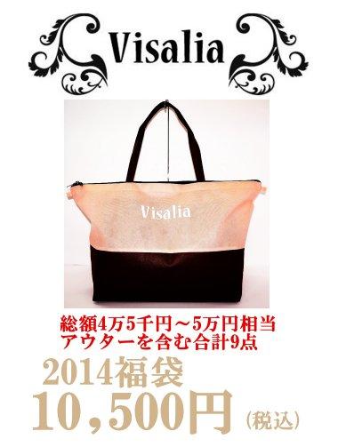 【2014新春福袋】Visalia 福袋 au