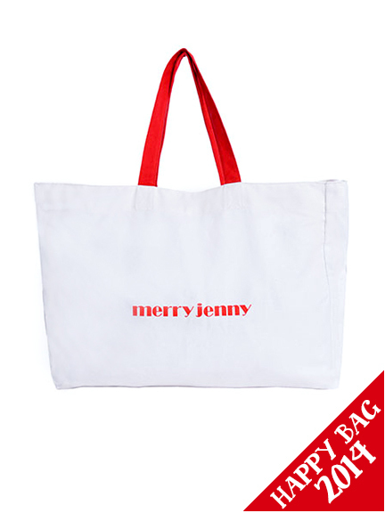 merry jenny(メリージェニー) 2014 happy bag RUNWAY