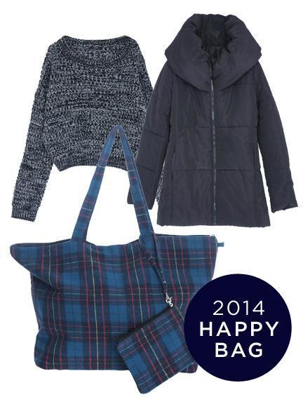 EMODA 2014 HAPPY BAG RUNWAY