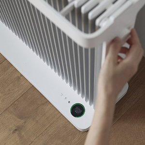 バルミューダの暖房機スマートヒーター