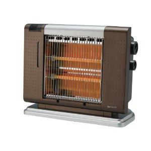 ヒルナンデスで土田が電気ストーブ「KEH-0831」を紹介!安くて暖かい暖房器具ならコレ!