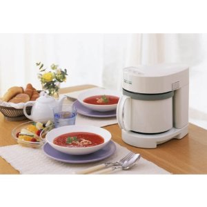 カンタン本格スープメーカー「スープリーズ」ZSP-1がヒルナンデスで紹介!