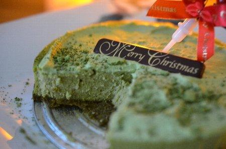 【Xmas限定】伊藤久右衛門の宇治抹茶ニューヨークチーズケーキが美味しすぎる!