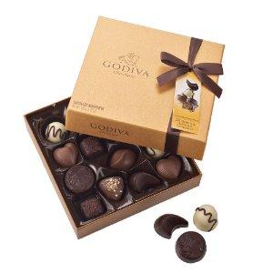 ゴディバのバレンタインチョコレートは今年も売り切れちゃうぞ!
