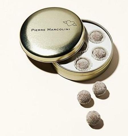 ピエールマルコリーニのバレンタインチョコレート