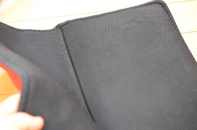 マルチクールパッド 黒い面