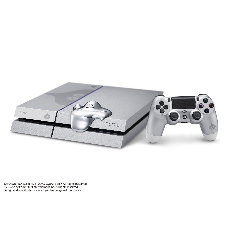 PS4ドラゴンクエストメタルスライムエディションのCMで予約殺到!在庫最安値も調べたよ!